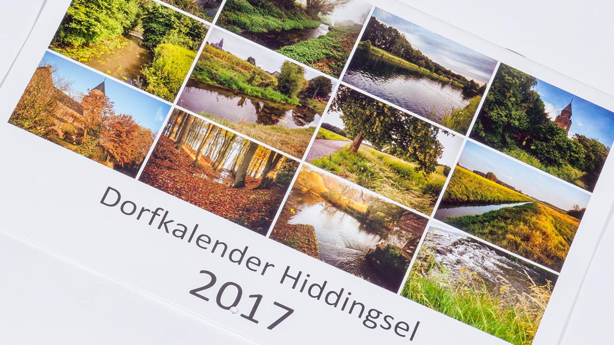 Dorfkalender Hiddingsel