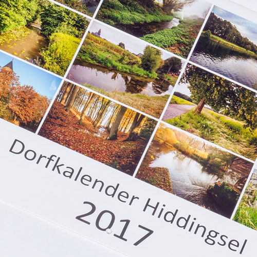 Dorfkalender Hiddingsel