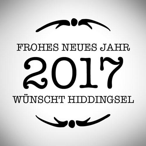 Neujahrsgruss