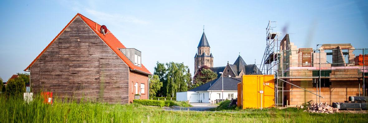 Abfrage der Baugrundstücke in Hiddingsel