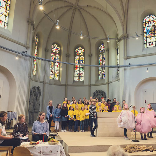 Kinderchor Hiddingsel und Buldern