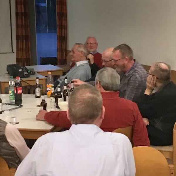 Klönabend des Schützenverein Hiddingsel