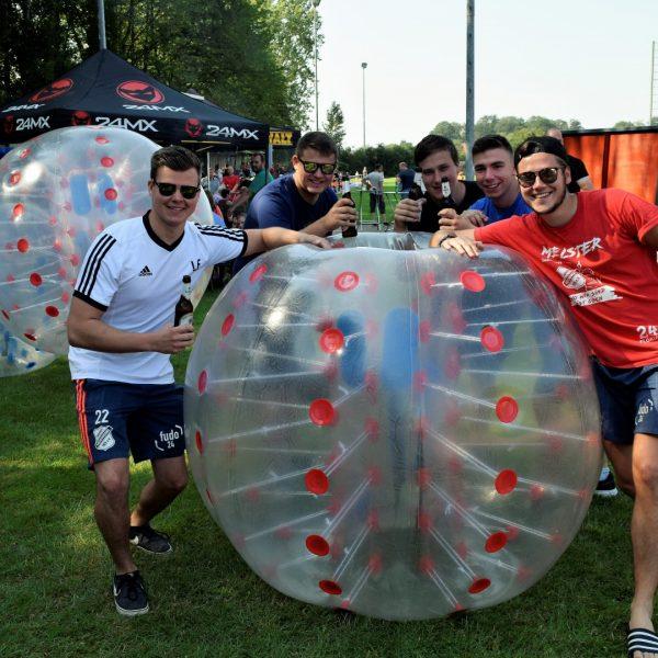Bubble-Ball-Gang