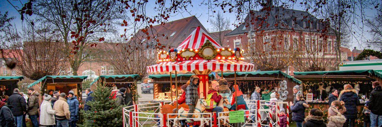 Adventsmarkt in Hiddingsel