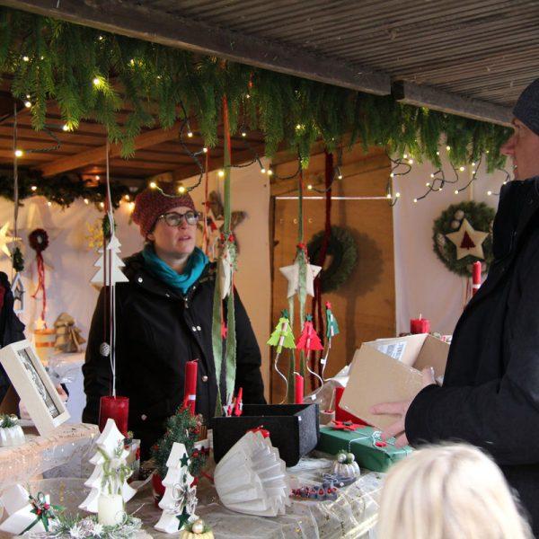 Hiddingseler Adventsmarkt