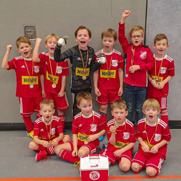 F-Jugend-Fussball