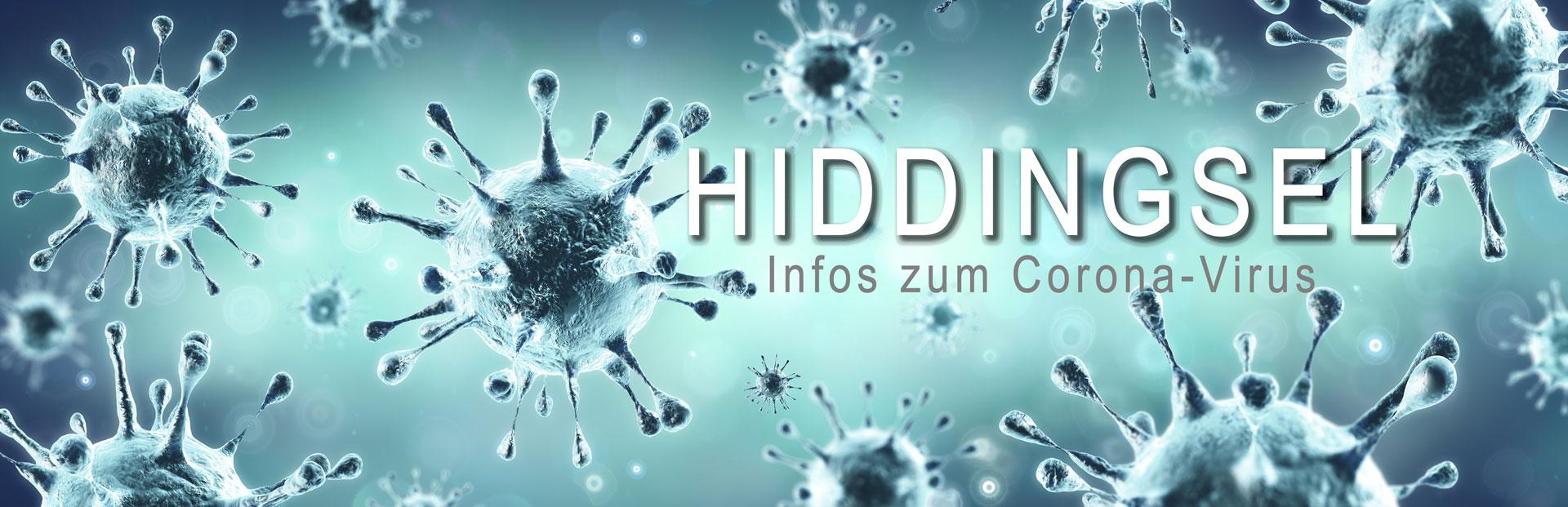 Corona-Virus in Hiddingsel